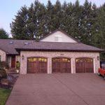 wood garage doors40