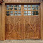 wood garage doors45