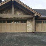 wood garage doors49