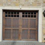 wood garage doors58