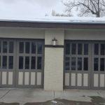 wood garage doors60