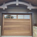 wood garage doors7