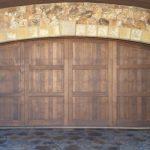 wood garage doors72