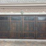 wood garage doors82