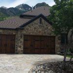 wood garage doors83
