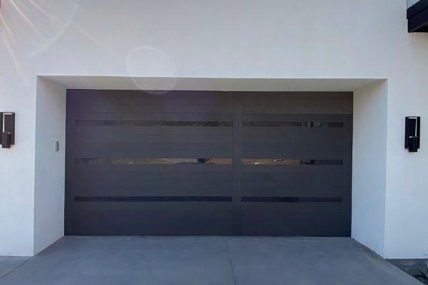 contemporary overhead doors